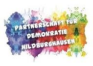 Demokratie Hildburghausen Logo